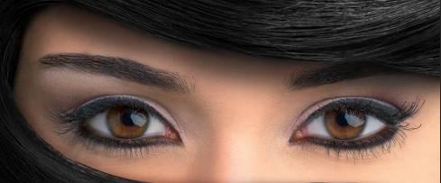 Selten augen blau grüne Augenfarbe wechselt